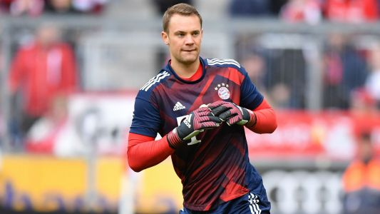 Neuer in Bayern Munich squad for DFB-Pokal final