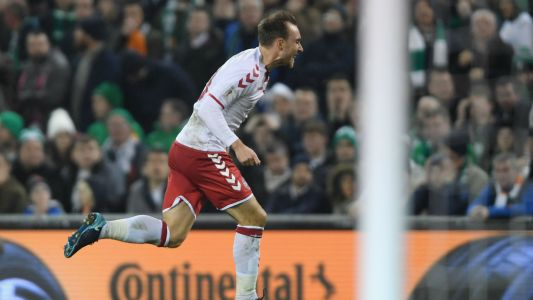 World Cup 2018 qualifying: Denmark routs Ireland to book spot in Russia