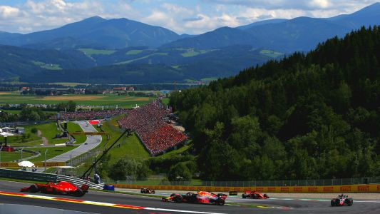 What channel is Formula 1 on today? TV schedule, start time for F1 Austrian Grand Prix