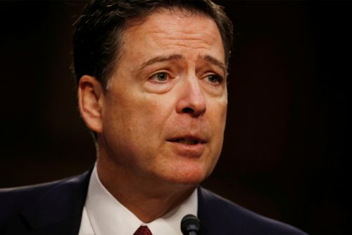 James Comey feels sorry for Donald Trump