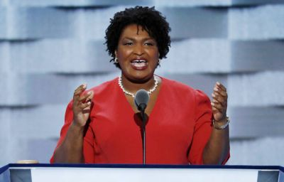 John Lewis backs Stacey Abrams in Georgia governor's race
