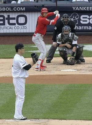 Tanaka pitches Yankees past Angels 3-1