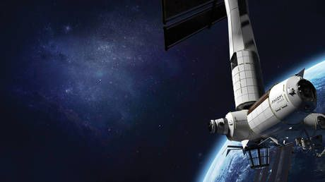 First-ever entirely private mission to International Space Station to cost $55mn per person