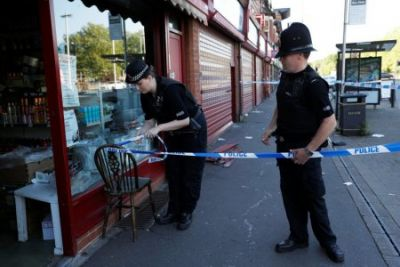Operations ramped up but no specific threat to public this weekend says UK security minister