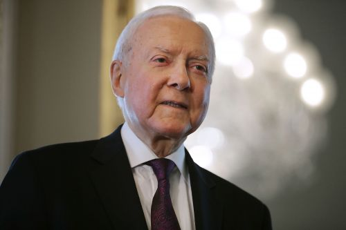 Orrin Hatch walks back Trump comment about hush money allegations