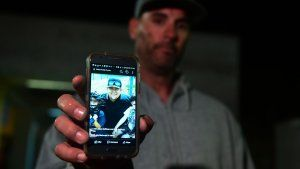 Father's parting words to son killed in California shooting: 'I love you'