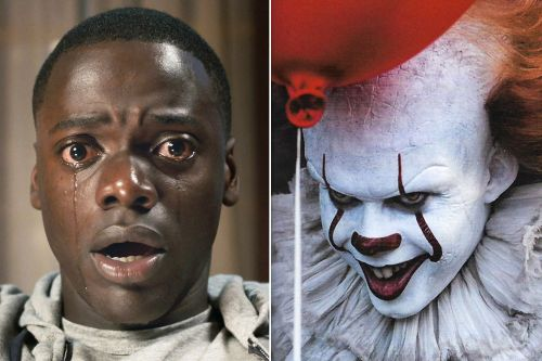 Can horror movies save Hollywood?