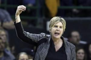 Texas Tech women's coach fired 2 days after report of abuse