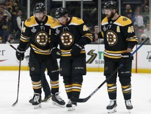 The Latest: Boston prepares for Game 7 of Stanley Cup Final