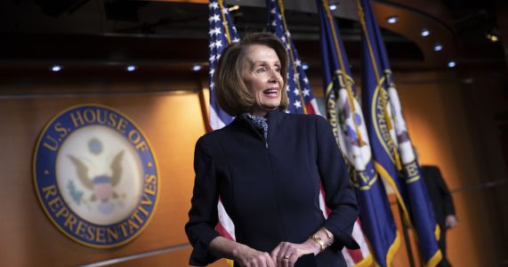 Pelosi says House Dems will start seeking Trump tax returns