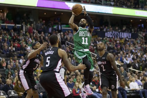 Celtics defeat Wizards in overtime