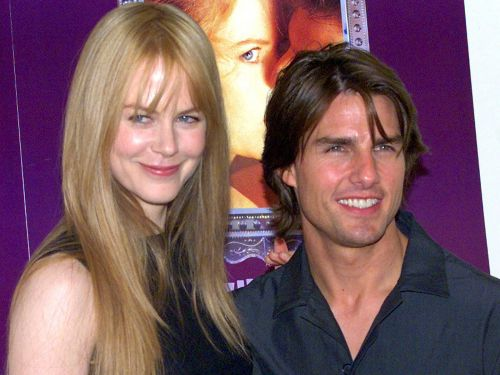 Nicole Kidman explains why she doesn't talk about being married to Tom Cruise