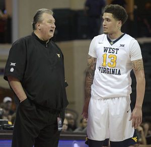 No. 23 West Virginia dominates 1st half, routs UCF 83-45