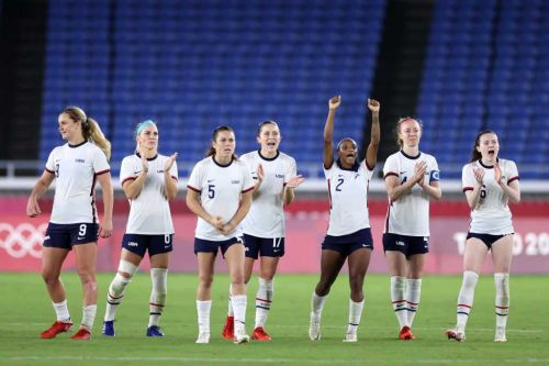 US women's soccer comes down to quarterfinal shoot-out