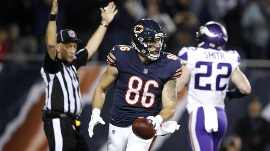 Bears suddenly contenders with Packers hurting, NFC North up for grabs