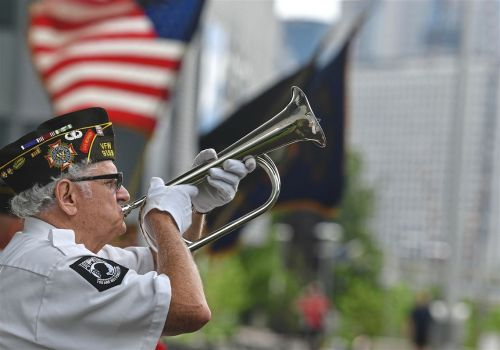 Aboard the USS Requin, a Memorial Day tribute