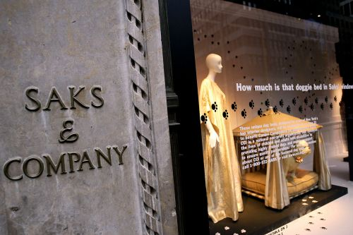 Saks Fifth Avenue reportedly plotting spinoff of Saks.com