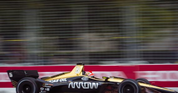 Arrow Electronics gets larger role with Schmidt IndyCar team