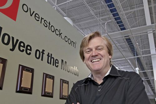 Overstock CEO steps down in wake of 'deep state' comments