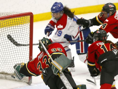 Scott Stinson: Canadian and American CWHL stars put national loyalties aside for Clarkson Cup final