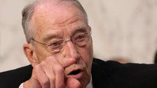 Grassley Sets Deadline For Kavanaugh's Accuser To Agree To Testify