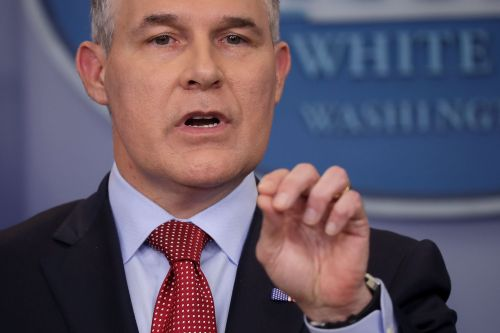 Polluted communities react to Pruitt's luxury travel: 'I don't get a day off from this nightmare'