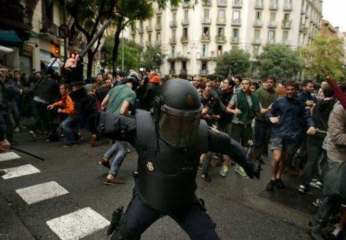 Spain announces takeover of Catalonia autonomous government, shattering 40 years of democracy