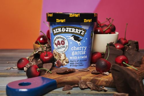 Ben & Jerry's is selling 4 new ice cream flavors that are all under 160 calories per serving, and they could give Halo Top a run for their money