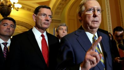 Senate Republicans Said Their Bill Wouldn't Hurt The Poor. It Would