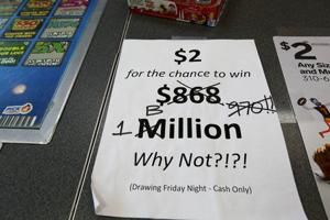 The bad news: You didn't win a million. The good: Neither did anyone else