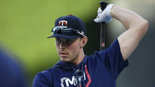 Twins' Max Kepler sorry for Blue Lives Matter mask amid Minneapolis protests