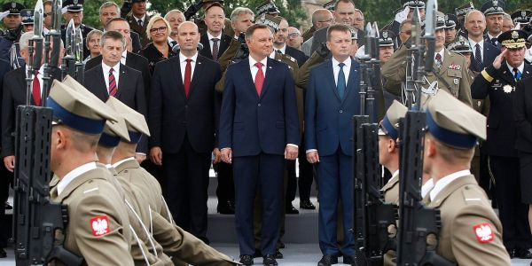 Poland really wants the US Army there permanently to 'scare away' Russia, and it's willing to pay for it