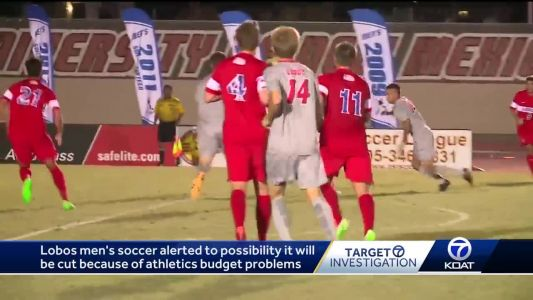 New Mexico regents vote to cut 4 sports programs