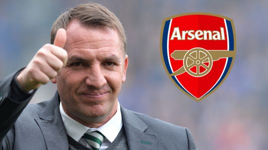 Rodgers to Arsenal? Celtic would allow Gunners approach to replace Wenger