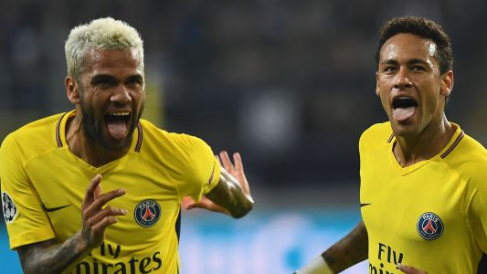 Dani Alves taunts Marseille: I couldn't name a single player!