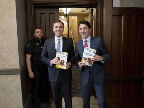 Liberals offer 'modest' help for first-time homebuyers