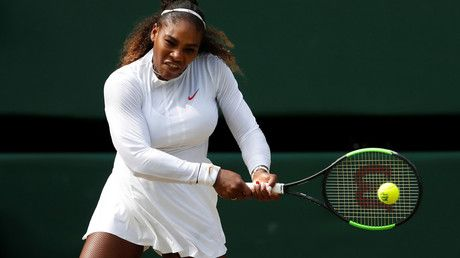 Serena Williams reaches Wimbledon final months after returning from maternity leave