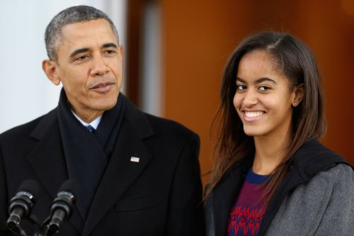Barack Obama's daughter is reportedly dating the son of an investment manager, who was head boy at a £35,000-a-year private school in England