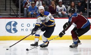 Bortuzzo, Stastny help Blues beat Avalanche 4-3