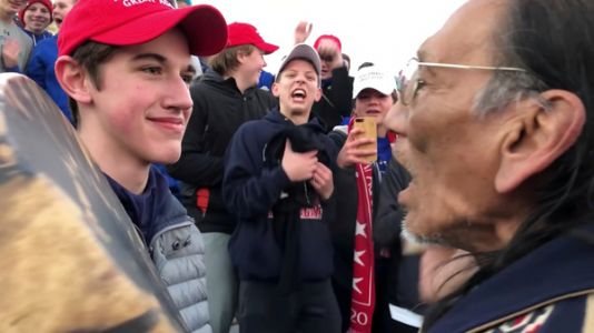 Covington Catholic Teen Nick Sandmann Sues 'Washington Post' For $250 Million