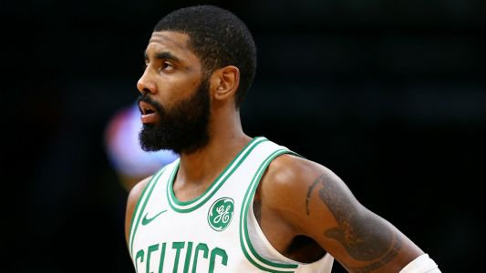 Kyrie Irving on Kevin Durant video: 'Everybody wants to actually talk about bull-'