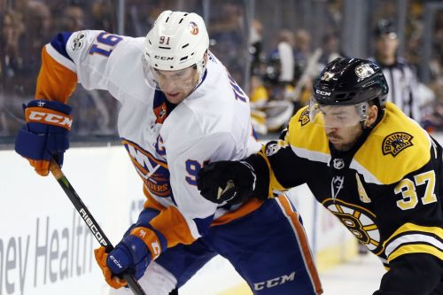Islanders angry as NHL shrugs at John Tavares hit
