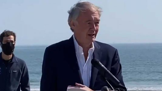 Sen. Markey says he will vote to expand Supreme Court if GOP nominee is confirmed