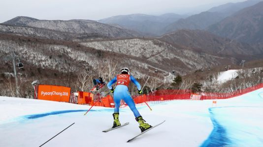 Despite Frigid Weather, The Snow In Pyeongchang Is Fake