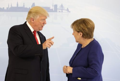 NATO goes to emergency session after Trump reportedly gets undiplomatic with Merkel