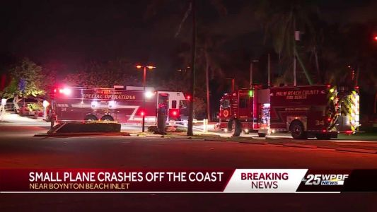 Coast Guard: Plane bound for Merritt Island found in ocean, searching for pilot