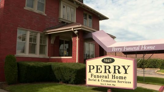 Dozens of unburied fetuses, infants found at Detroit funeral home