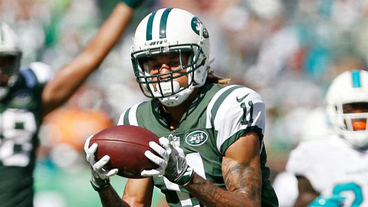 Jets' Robby Anderson had the chillest touchdown celebration