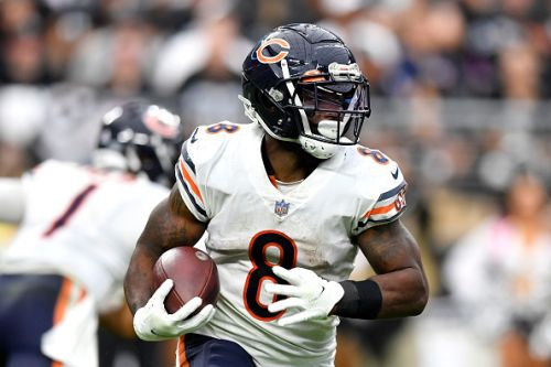 Bears place RB Damien Williams on reserve/COVID-19 list