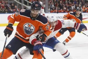 Draisaitl has goal and 2 assists as Oilers top Canadiens 6-2